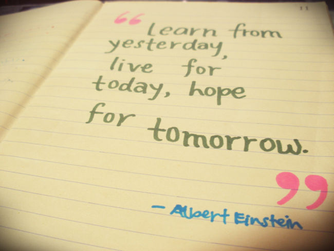 Inspirational Good Morning Messages Quotes Albert Einstein