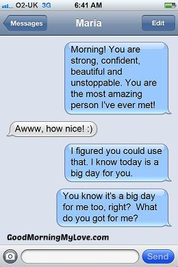 cute good morning sms messages_funny good morning sms messages 2