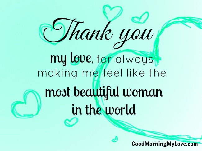 High Quality Thank You Love Quotes For Him ...