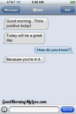 Inspirational Good Morning Messages_Good Morning My Love