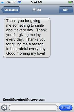 Good Morning Love Messages_Good Morning sms text message 5