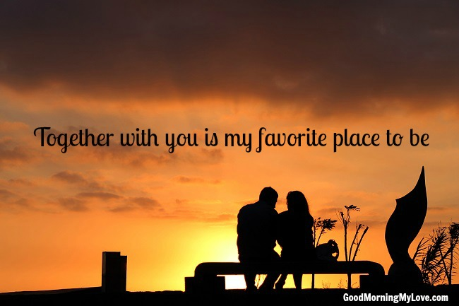 Romantic Sweet Love Quotes For The Morning