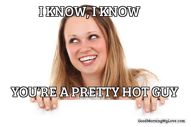flirty memes for him
