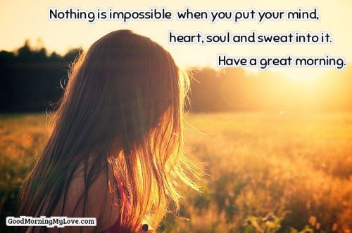 105 Good Morning Quotes With Inspirational & Beautiful Images