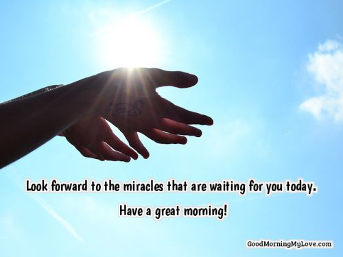 inspirational good morning quotes sayings