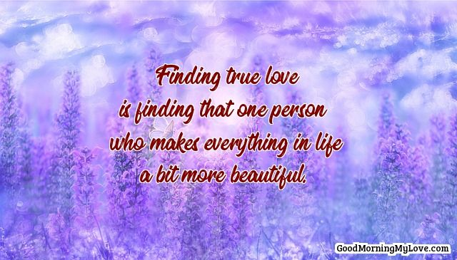 Finding True Love Quotes ...