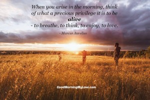 Good Morning Wallpapers With Quotes_Marcus Aurelius